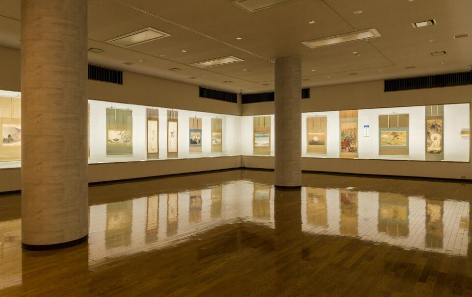 展示室のイメージ